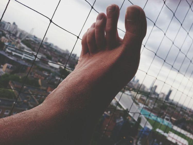 Barefoot City And Foot Summertime Bodyart Eeyem Photography Hello World