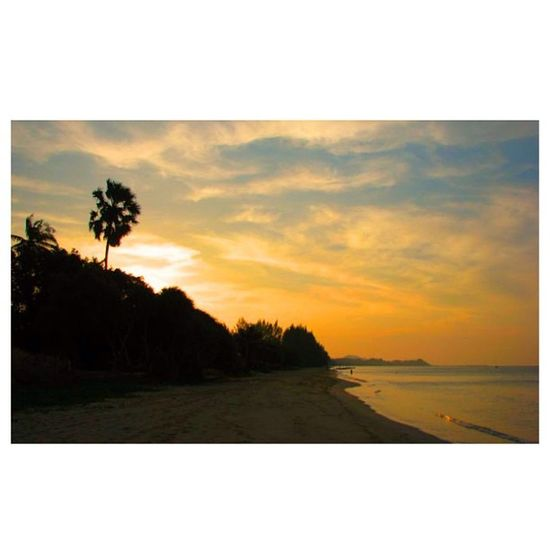 Sky Sea Nature Beach Sunshine Thailand Beautiful Fullfeel Goodfeel Perfect Picofday