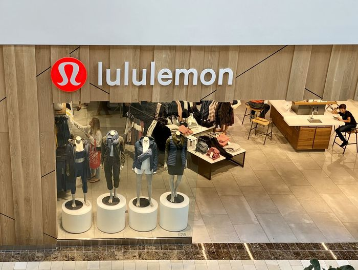 Lululemon Text