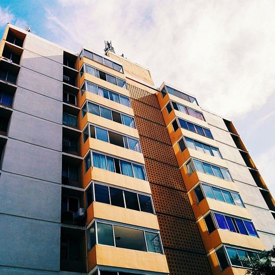 🏢🌞 Vscocam Vscogrid Vscord Lookingup Architecture Santodomingo Urban Building City Cloudporn