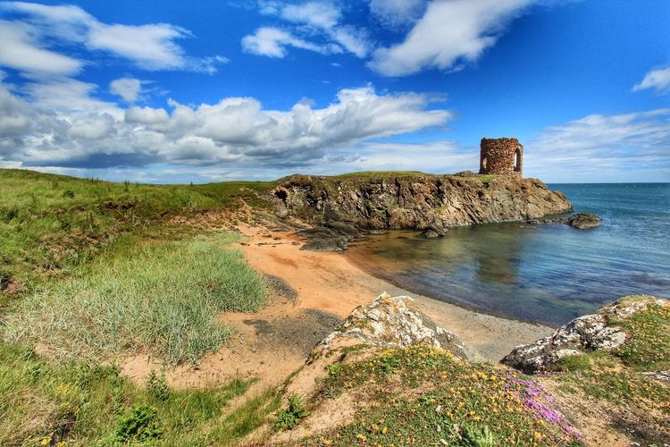 Ruby Bay Scotland Folly Beachphotography Lady Anstruther Fife Coastal Path Fife  ELIE Ruby Bay