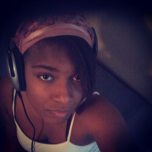 Just me and my headphones