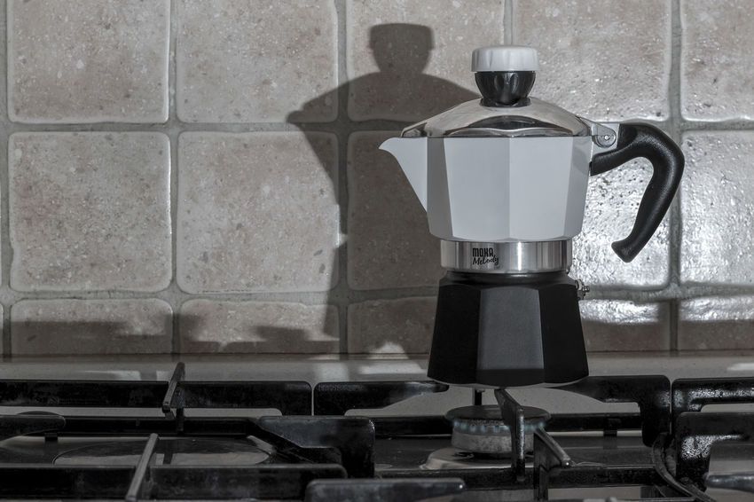Moka Home Is Where The Art Is Bialetti Caffè Coffee Time Kitchen Moka Moka Coffee Mokapot My House Shadow