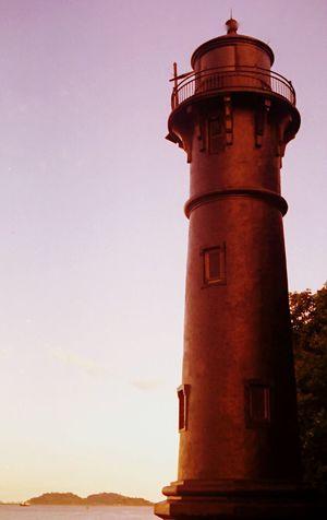Panamá Light House Canal De Panama  EyeEm Best Shots Showcase: November