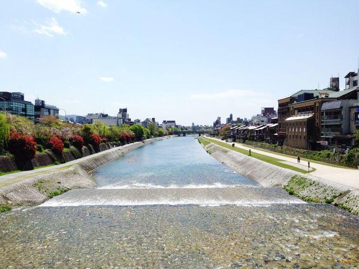 久方ぶりにいい天気!太陽がまぶしい( ´ ▽ ` )ノ Kyoto Cloud And Sky Water_collection