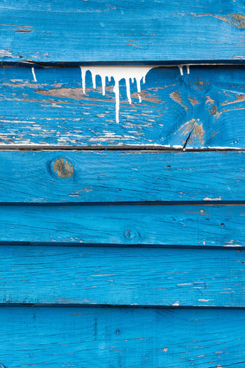 Wooden Wood - Material Blue Backgrounds Full Frame Old Textured  Weathered No People Pattern Plank Wall - Building Feature Close-up Damaged Wood Entrance Day Run-down Door Architecture Outdoors Textured Effect Deterioration Spot Streak Paint Spot Rusty Closed Hinge Shutter