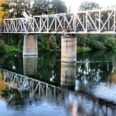 @uwillb73 I like structures. Albany Bridge Calapooia
