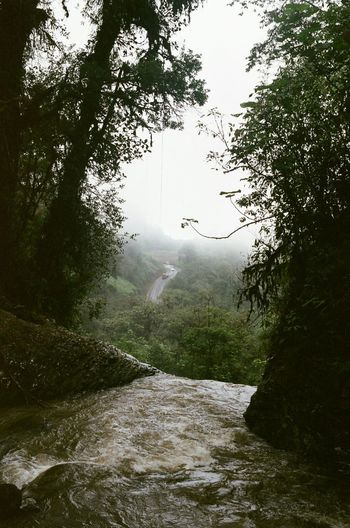 Costa Rica Waterfall 35mm Film Mission Mystery