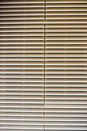 Architecture Backgrounds Blinds Brushed Metal Close-up Corrugated Iron Day Indoors  Metal No People Pattern Textured