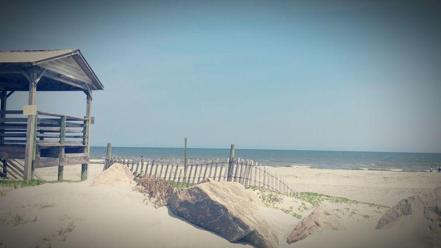Folly Beach Beach Beauty Peaceful Quiet Tranquility