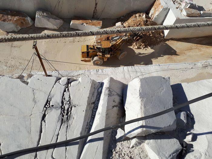 cave di Carrara Carrara-marmor Carrara 17.62°
