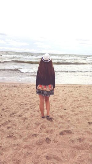 Sea And Me Relax Time  Memories ❤ With My Boyfriend❤