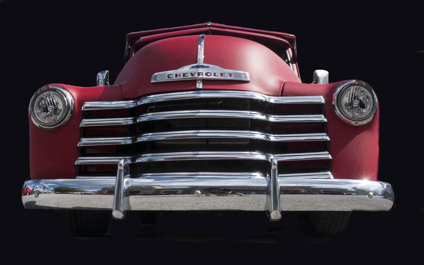 Chevrolet Chevy Chevy Truck Chevynation Close-up Focus On Foreground Pickup Truck Vintagechevy