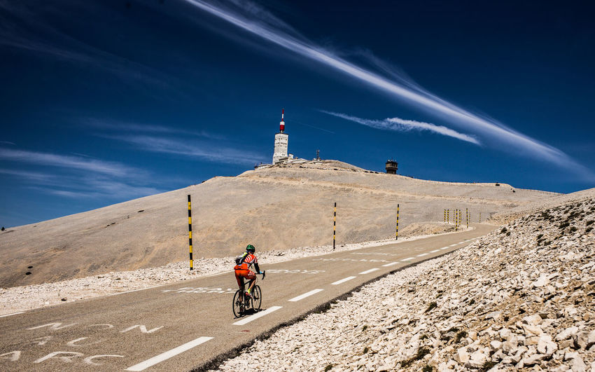 Patience Saint-Léger-du-Ventoux Climb France Mountain Ride Station Mont Serein The Week On EyeEm Touring Bicycle Bike Climbing Cycling Endurance Racer Stamina Training