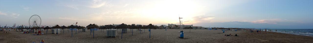 Calm Relax Ferris Wheel Life Is A Beach Valencia✌