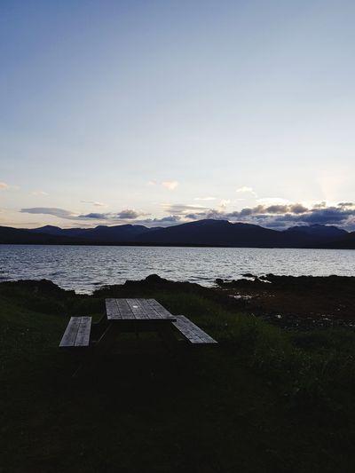 Water Lake Sky Landscape