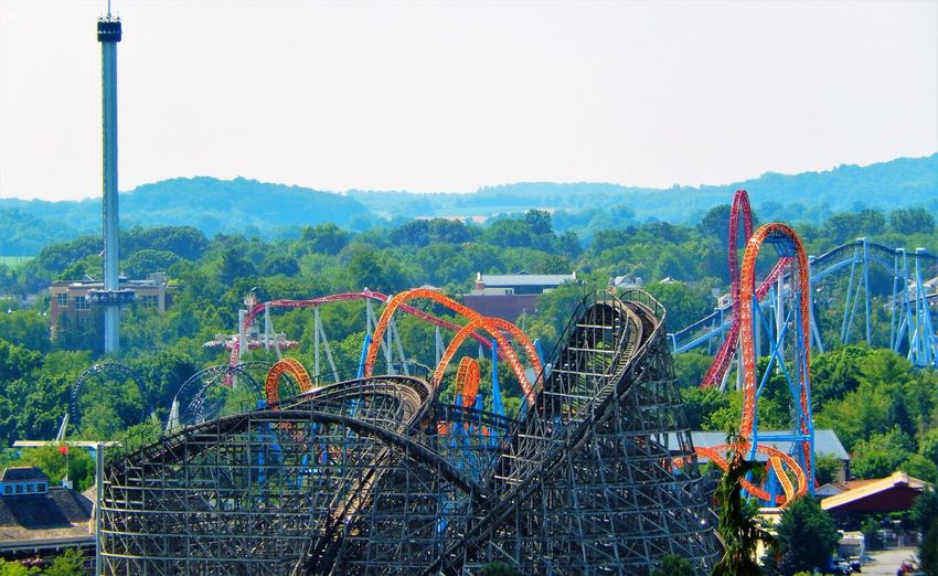 Hershey Park Attractions Landscape_Collection Landscape_photography Water Slides Chance Encounters Pennsylvania Eyeem Photography Eyem Collection EyeEm EyeEm Gallery Eyeem Market Fun Photography Kissing Tower Colour Of Life EyeEm Team EyeEm Best Shots Hidden Gems  Showcase July Home Is Where The Art Is Pivotal Ideas Birds Eye View The Color Of Sport EyeEm Best Shots - Landscape Colors and patterns Waiting Game