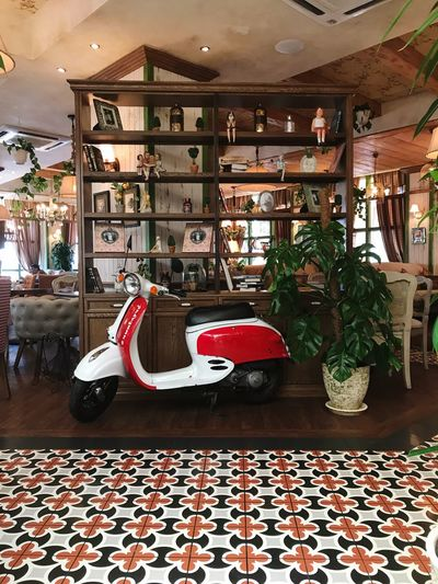 Home Interior Indoors  Home Showcase Interior No People Luxury Built Structure Architecture Modern Day Motorcycle Italy Let's Go. Together.