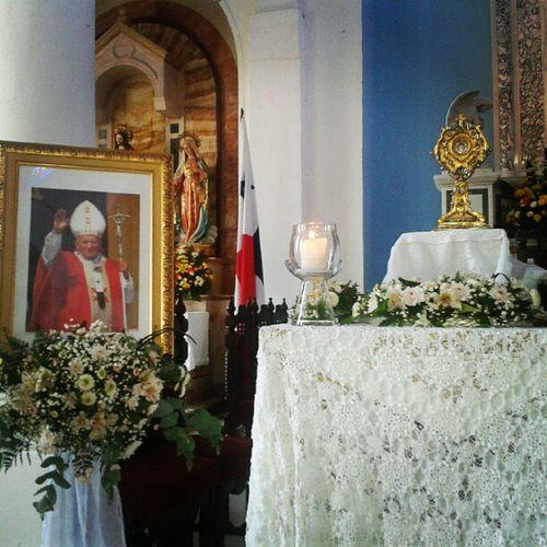 Relíquias Beato JuanPabloII Papá Santo Juventud Amor Maria SantoRosario