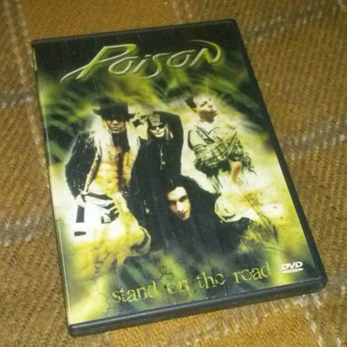 Poison - Stand on the Road Poison Poisonstandontheroad Rock80s Hairmetal rocknroll