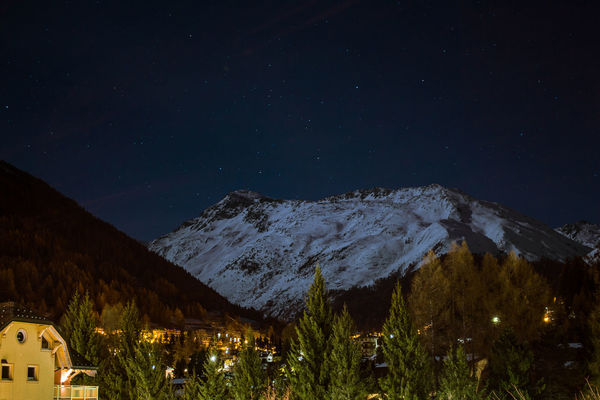 Snow in the mountain Holiday Snowboard Ski Sci Snowboarding Alpi Inverno Winter Italia Italy Ponte Di Legno Neve Milky Way Astronomy Galaxy Snow Constellation Sky Landscape Space No People Mountain Range Nature Illuminated Moon Outdoors Scenics Night Mountain