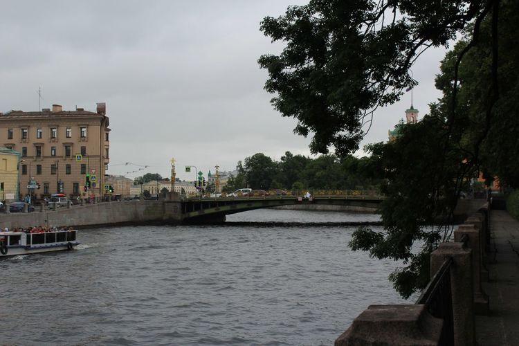 Санкт-Петербург , мрачнаяпогода дождь☔