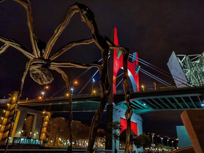 Spider Bilbao