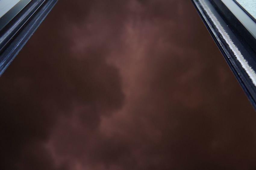なんだか暗黒に飲まれそうな勢いの天気。 Window Cloud Before a storm Storm Clouds The View From My Window