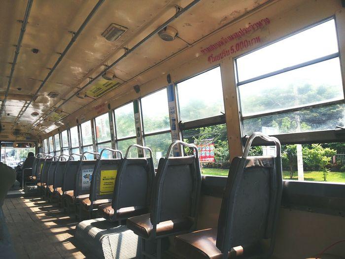 84ก Capture The Moment Bus Stop Bus Bangkok Thailand