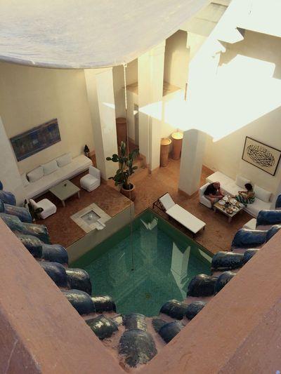 Riad Aljazira Marrakech Morocco