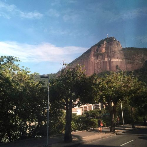 Cristo Redentor Morning Walk Morning View Nature Outdoors Day Beauty In Nature Sky Mountain Peak Brazil EyeEmNewHere