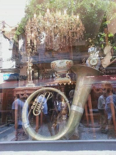 Antique Antigue Dealer Music Musical Instrument Outdoors Türkiye 3XSPhotographyUnity