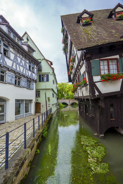 Altstadt EyeEm Best Shots EyeEmBestPics EyeEmNewHere Fischerviertel Old Town Ulm Architecture Building Building Exterior Built Structure Canal City Cloud - Sky Eyeemgermany House Nature Old Outdoors Reflection Residential District Sky Timbered Water Waterfront