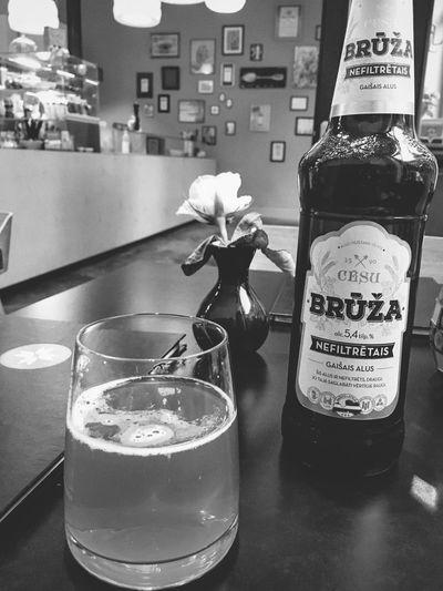 Latvian Beer Gaišais Frankfurt Am Main Pancakebar Baltique