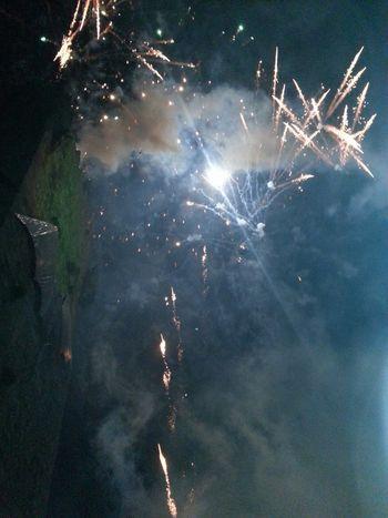 Fireworks at Sextafeira13.org