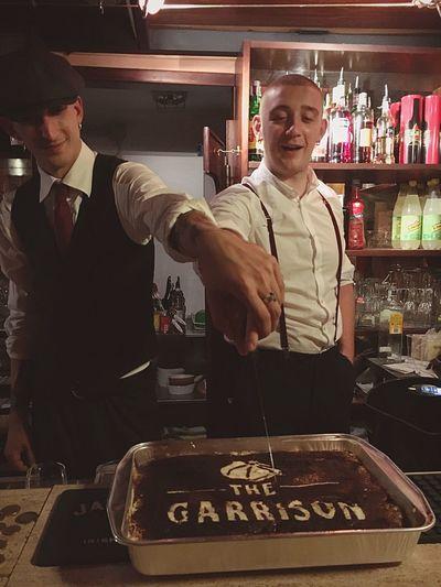 Bar - Drink Establishment Occupation Business Food And Drink Indoors  Men Adult