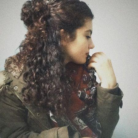 Curly Hair Vintage❤ Vintage Camera Curly Je Veux Tumblr Girl Sonbahar