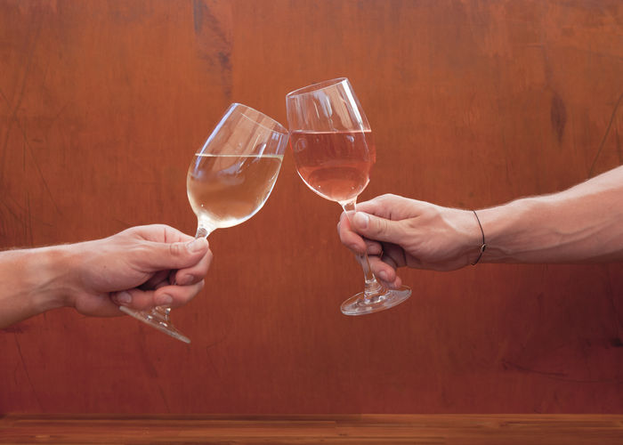 EOS 5D mark II, drinks, drinking, still life, wine, bottle, rosé, drink, glass, Happiness, alcohol, Toast, Red wine, cheers, Food and Drink, winery, Freshness, refreshment, Wine Bottle, Wine Glass, wineglass, studio shot, drinking glass, table, glass - material, indoors, transparent, container, no people, plant, food, close-up, nature, cork, Wine Drink Glass Celebration Alcohol Toast Hand Wine Tasting Smiling Cheers Food And Drink Refreshment Togetherness Wineglass Two People Human Hand Human Body Part Celebratory Toast Men Holding Indoors  Real People Table People Human Limb The Foodie - 2019 EyeEm Awards