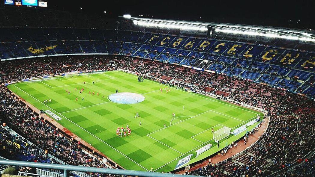 Barcelonafans19since Barcelonafc Barcelona Fc Barcelonastudium Campno FCB Stadium Green Tourism Barcelona♡♥♡♥♡ Barcelona, Spain Travel Destinations Sport Style Football Field Messi10