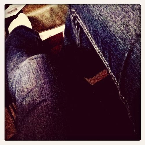 Blue Jeans(: Relaxing