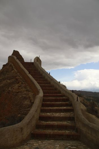 Andalucia Spain Tourism #Granada Nature Photography Cuevas De Guadix