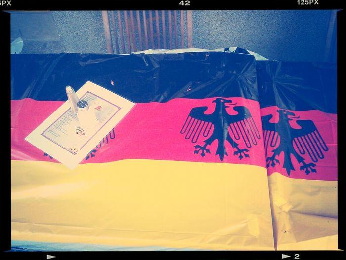 Go Deutschland