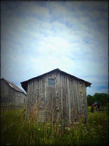 Shack Sniper Rural Scenes Summer Time