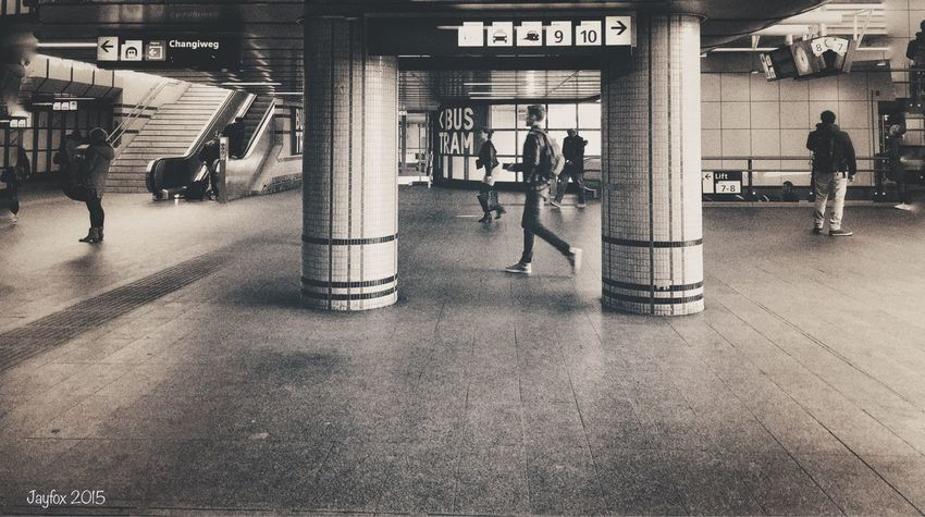Streetphotography Streetphoto_bw IPhoneography Public Transportation