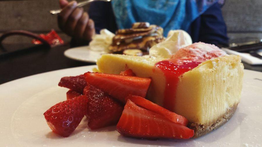 Cheese Cake Strawberry