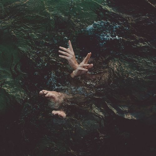 I didn't know you would be loved Human Hand Hand Human Body Part Real People One Person Gesturing Unrecognizable Person Human Finger Women Water Nature The Portraitist - 2019 EyeEm Awards