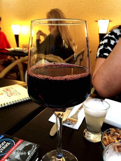 Wine Tasting Delicious Chileanwine Thebest International :) ?