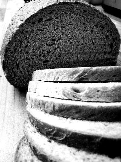 Detail shot of cake