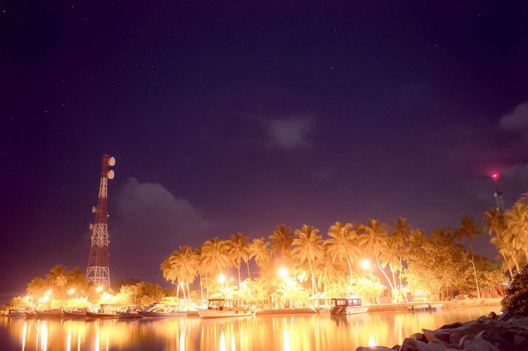Front View Of V.Felidhoo V.felidhoo Check This Out Island Maldivesphotography Nature