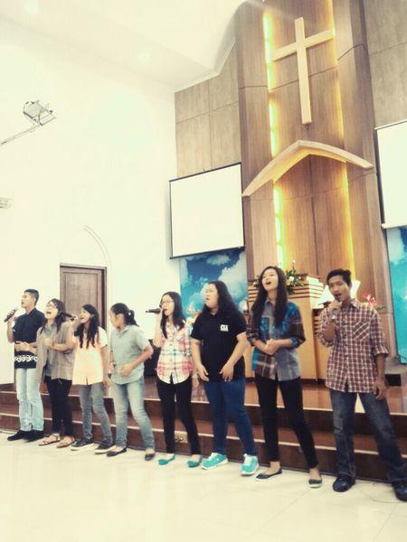 Youth Rejoice Sundayservice God Is Great